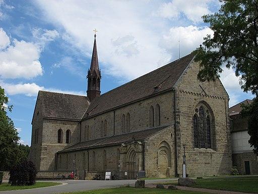 Kloster-Loccum - Kirche - Außenansicht