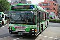 Kobe City Bus 989 at Kobe Station.JPG
