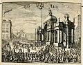 Komste van Zyne Majesteit Willem III. koning van Groot Britanje, enz. in Holland, of, Te omstandelyke beschryving van alles, - het welke op des zelfs komste en geduurende zyn verblyf, in's (14559227648).jpg