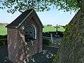 Koningsbosch (Echt-Susteren) wegkruis met kapelletje, Landmark.JPG