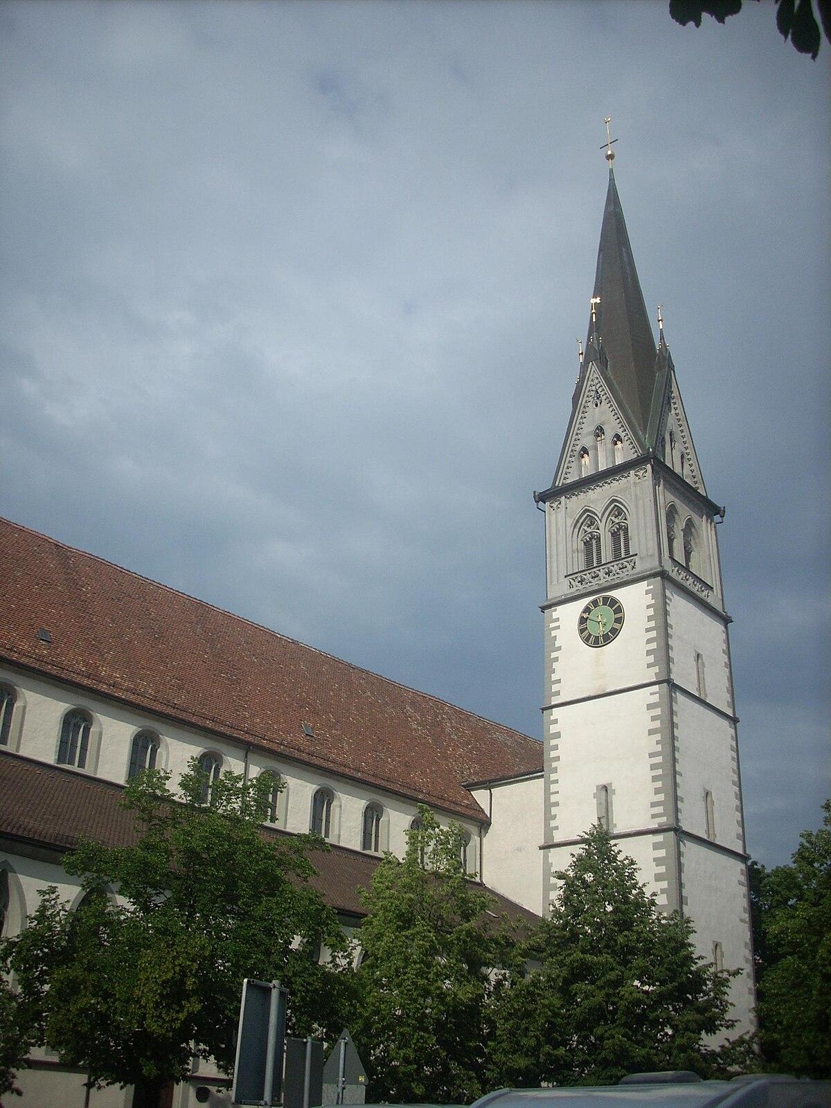 St Stephan Konstanz –