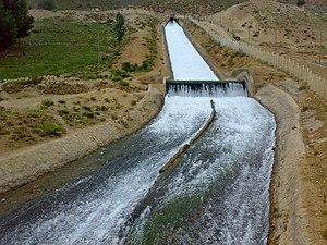 Kouhrang 1 Dam - Kouhrang Dam and Tunnel 1