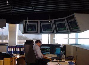 AnsaldoBreda Driverless Metro - The control room of the Copenhagen Metro