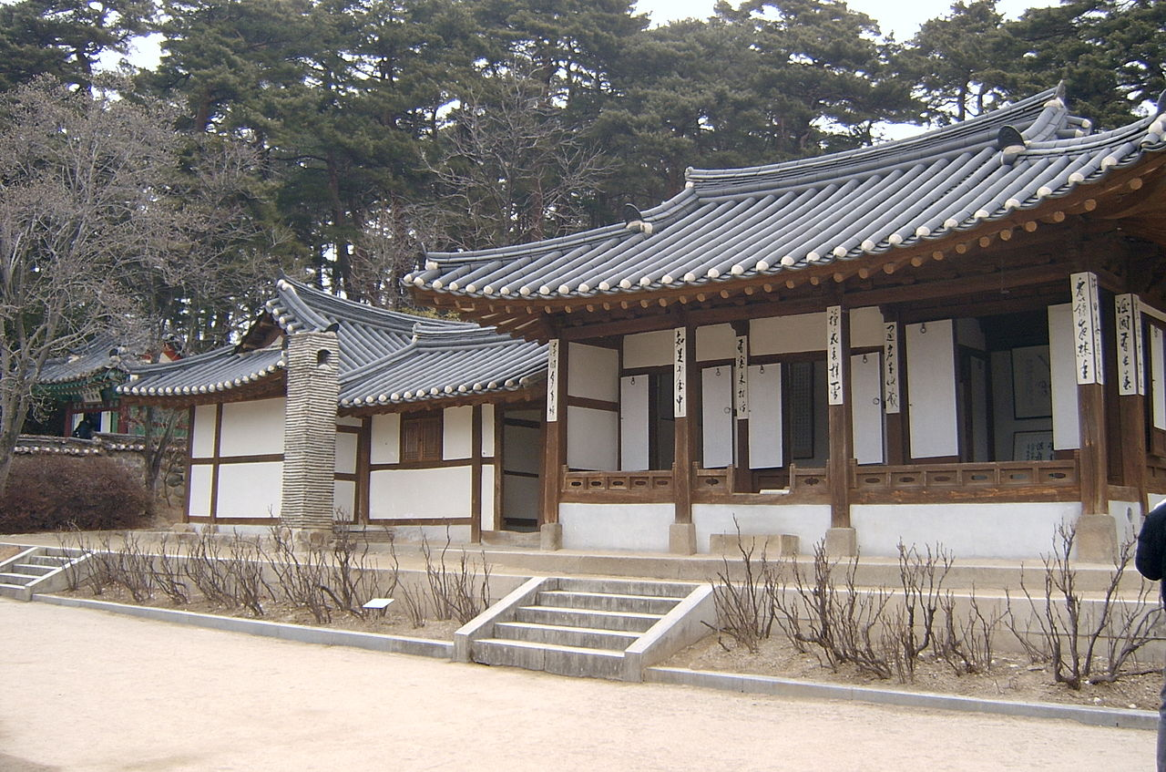 Architecture Of South Korea