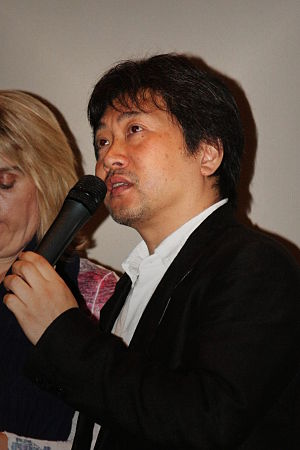 Hirokazu Kore-eda - Hirokazu Kore-eda at the 2009 Toronto International Film Festival.
