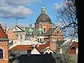 Kosciol Sw. Piotra i Pawla - widok z Wawelu 1.JPG