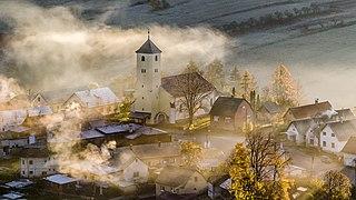 Zliechov Village in Slovakia