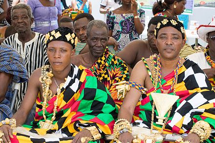 Traditional chiefs in Ghana in 2015 Kpetoee.jpg