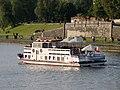 Kraków - barka Nimfa na Wiśle (02) - DSC06350 v1.jpg