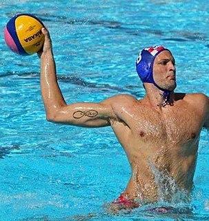 Kristijan Milaković Croatian professional water polo player (born 1992)