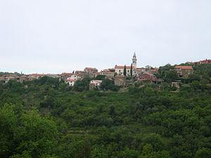 Krkavče - Image: Krkavce 2