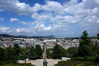 Jinning District - Kunyang Town in Jinning