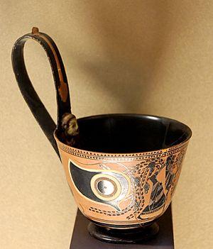 Kyathos - An example of a kyathos