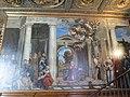L'annunciazione della Vergine con i confratelli della Scuola Grande della Carità di Gerolamo di Tiziano e Domenico Tintoretto.JPG