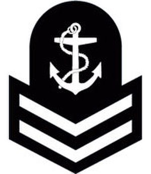 Navy League Cadet Corps (Canada) - Image: LC Badge
