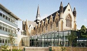 Leeds University Business School - Image: LUBS Building