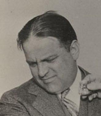 Fiorello H. La Guardia - La Guardia during his time in Congress, c. 1929.