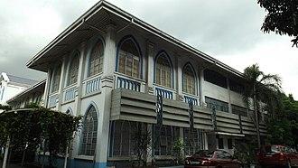 La Consolacion College Manila - Image: La Consolacion College Manila 12