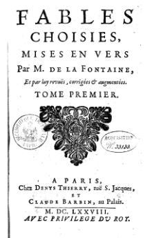 Jean De La Fontaine Wikipedia