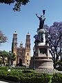 La Parroquia de Nuestra Señora de los Dolores en Dolores Hidalgo, Guanajuato.JPG