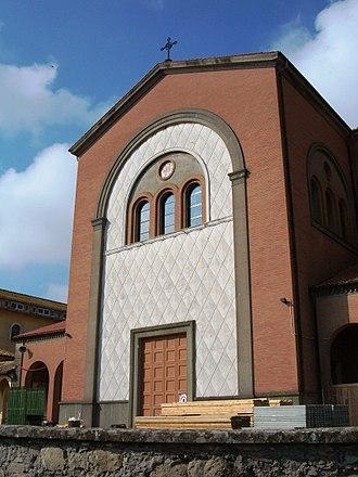 Roman Catholic Suburbicarian Diocese of Porto-Santa Rufina - La Storta (Roma) Cathedral