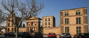 La Tour-d'Aigues - Castle of La Tour-d'Aigues