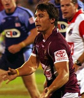 Lachlan Maranta Australian rugby league player