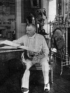 Ladislaus Hengelmüller von Hengervár Imperial Austria-Hungarian ambassador to the US