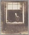 Lady in Open Window with Bird Cage MET DP312746.jpg