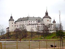 slott i sverige karta Läckö slott – Wikipedia slott i sverige karta