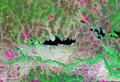 Laguna Bahía Toco Largo Bolivia Satellite map 59.60398W 16.png
