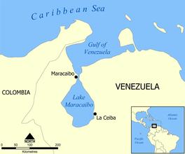 Meer van Maracaibo