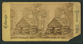 Lamon's Log Cabin, the first erected in the Valley, from Robert N. Dennis collection of stereoscopic views.png