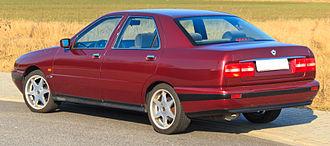 Lancia Kappa - Lancia Kappa rear side.