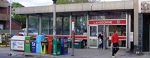 Lansdowne Avenue - Lansdowne Station