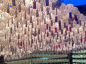 Jogyesa - Lanterns in Jogyesa Temple