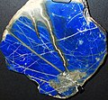 Lapis lazuli (Italian Mountain, Colorado, USA) 1 (49167094251).jpg