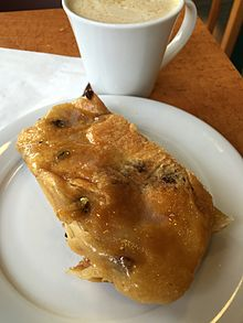 Lardy cake from The Indulgent Baker, Caversham, UK - 20150711.jpg