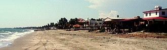 Las Bocas, Sonora - View of Playa Sur