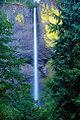 Latourell Falls (Multnomah County, Oregon scenic images) (mulDA0021b).jpg