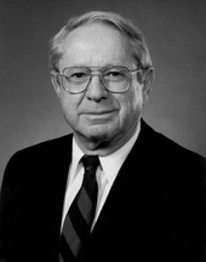 United States Senate election in North Carolina, 1998 - Image: Lauch Faircloth