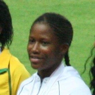 Lauryn Williams - Image: Lauryn Williams Osaka 07