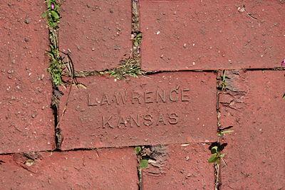 Lawrence Kansas Travel Guide At Wikivoyage
