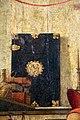 Lazzaro bastiani, san girolamo nello studio col committente saladino ferro, medico, 1475-80 ca. (monopoli, museo diocesano) 02,2 libro con coperta.jpg