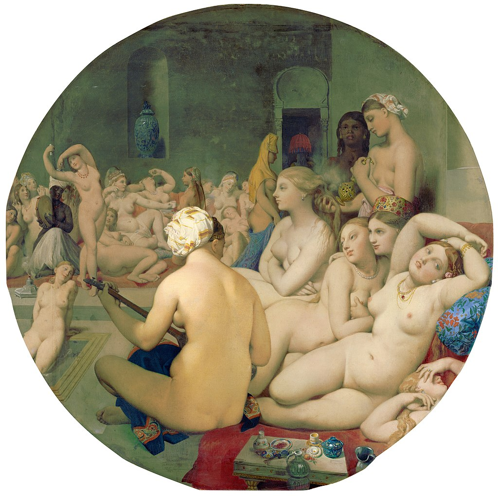 http://upload.wikimedia.org/wikipedia/commons/thumb/c/c9/Le_Bain_Turc%2C_by_Jean_Auguste_Dominique_Ingres%2C_from_C2RMF_retouched.jpg/1024px-Le_Bain_Turc%2C_by_Jean_Auguste_Dominique_Ingres%2C_from_C2RMF_retouched.jpg