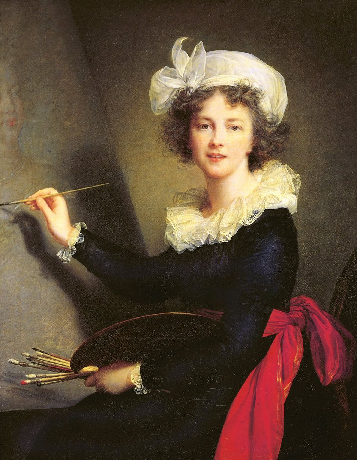 Élisabeth Vigée Le Brun - Wikipedia
