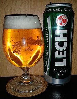 Kompania Piwowarska - Lech Premium