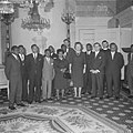 Leden van de delegatie van de Nieuw Guinea Raad op Soestdijk Sollewijn Gelpke ,, Bestanddeelnr 913-2917.jpg