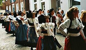 Day of Lower Saxony - Image: Leer Td N