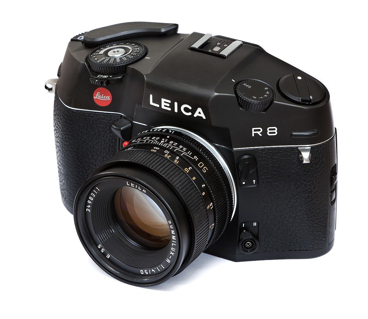 Leica r8 r9 wikipedia for Camera camera